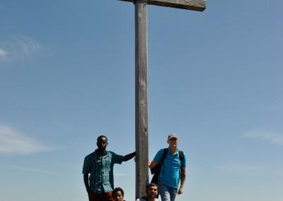 Großer Arber Gipfel