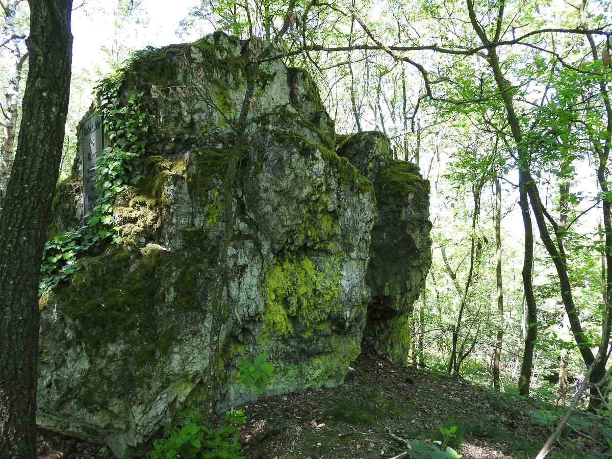 Foto-Tour zum Antoni-Pfahl