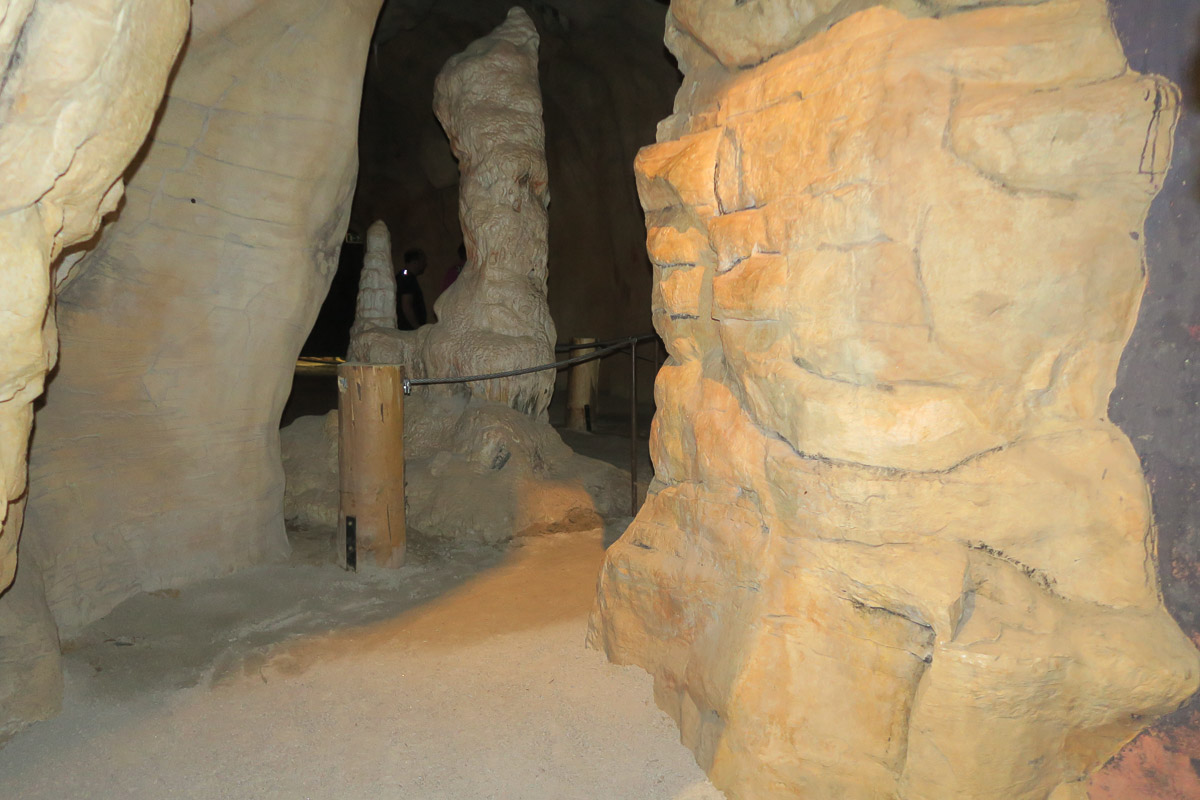 Fotoprojekt nationalpark - Steinzeithöhle